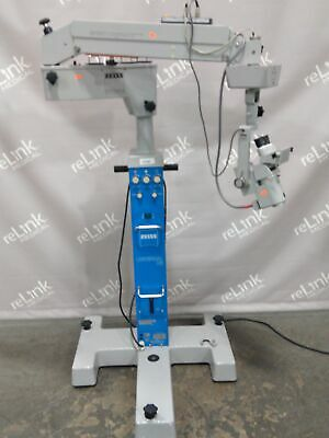 Carl Zeiss Opmi 6-sfc Surgical Microscope