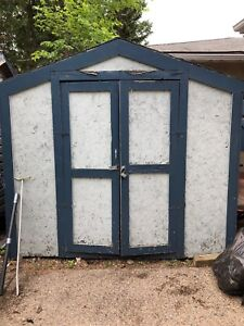 Sheds for removal  free