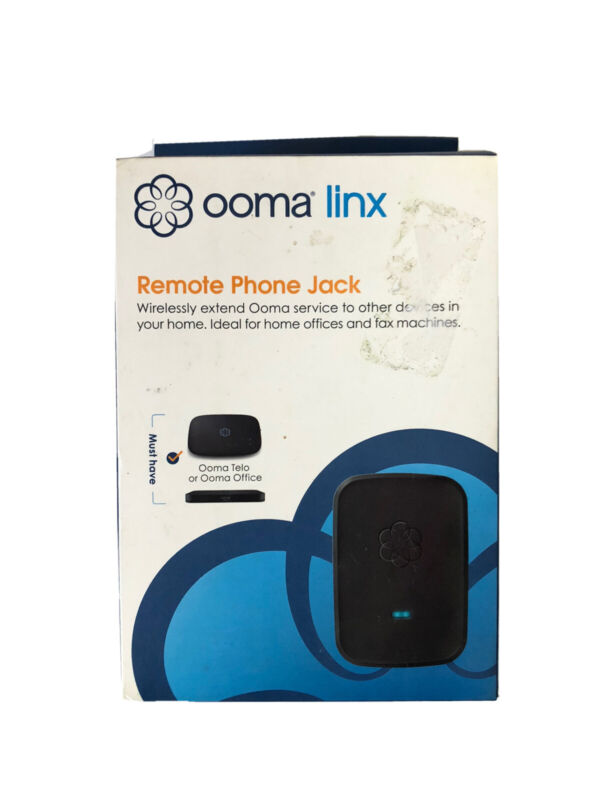 Ooma Linx Wireless Accessory for Ooma Telo and Office Damaged Box