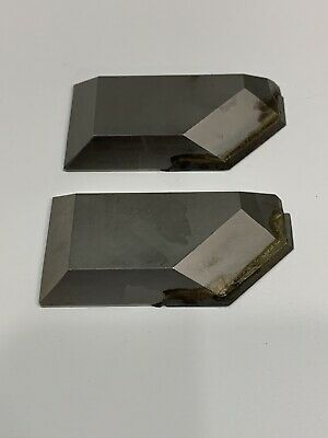 Carbide Tip 45 Degrees Woodworking Shaper Cutters.12 X 12 Chamfer