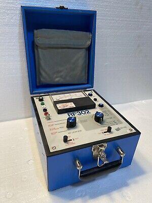 Bio-tek Biotek Instruments Rf302 Electrosurgery Analyzer Tester Biomedical Test