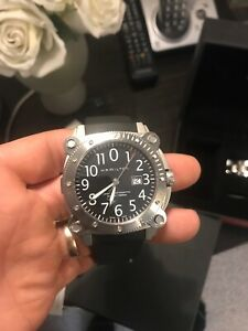Hamilton khaki belowzero xl 1000m automatic watch