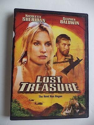 Lost Treasure DVD 2005