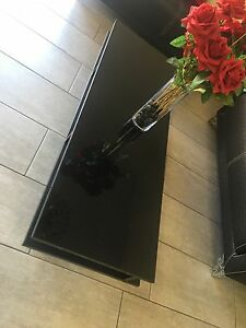 Black coffee table St Agnes Tea Tree Gully Area Preview