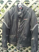 "Dryrider Jacket (Black) Mens Size 44-48"" Rozelle Leichhardt Area Preview"