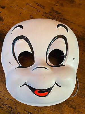 Vintage Casper Ghost Halloween Costume Collegeville 416 Tiny Tots Original Box