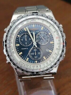 Stunning Gentlemen's Breitling Navitimer Chronograph Ref - A59028