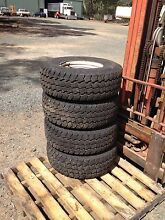 Used tyres, Many sizes, All 70% or better tread Echuca Campaspe Area Preview