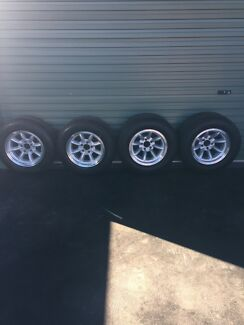 Ford XA XB XC Falcon GT coupe Superlite Wheels