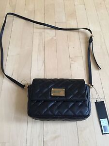 Marc by Marc Jacobs Julie Crosby quilted bag black