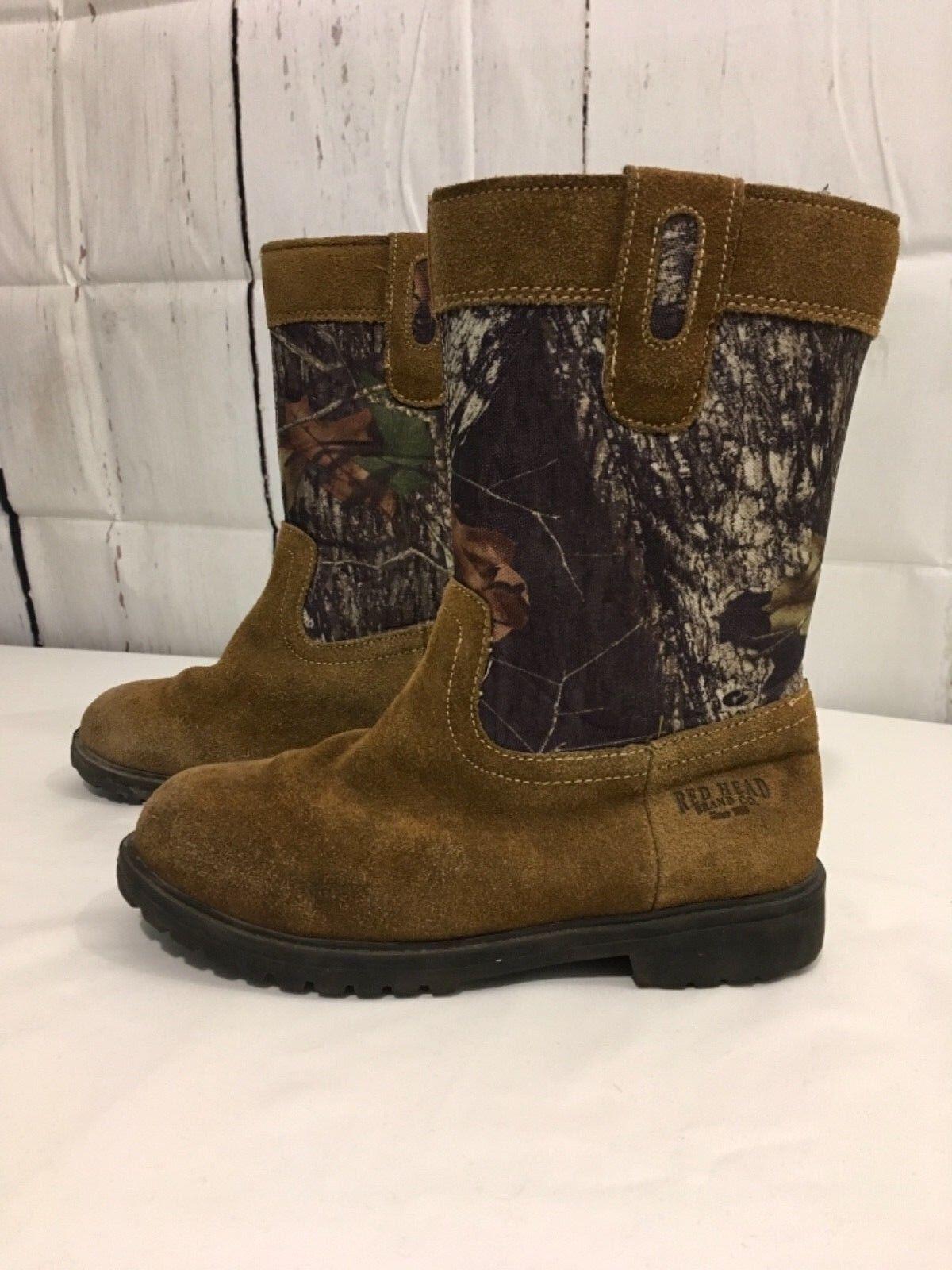 Redhead camo boots — photo 6