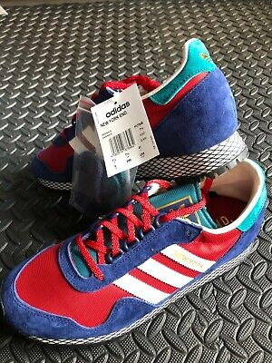 END x Adidas 'Three Bridges' New York UK 7.5 BNIBWT
