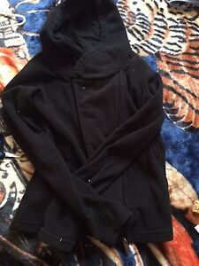 bench zippered hoodie