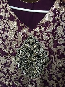 New long shirt/kameez full embroidered