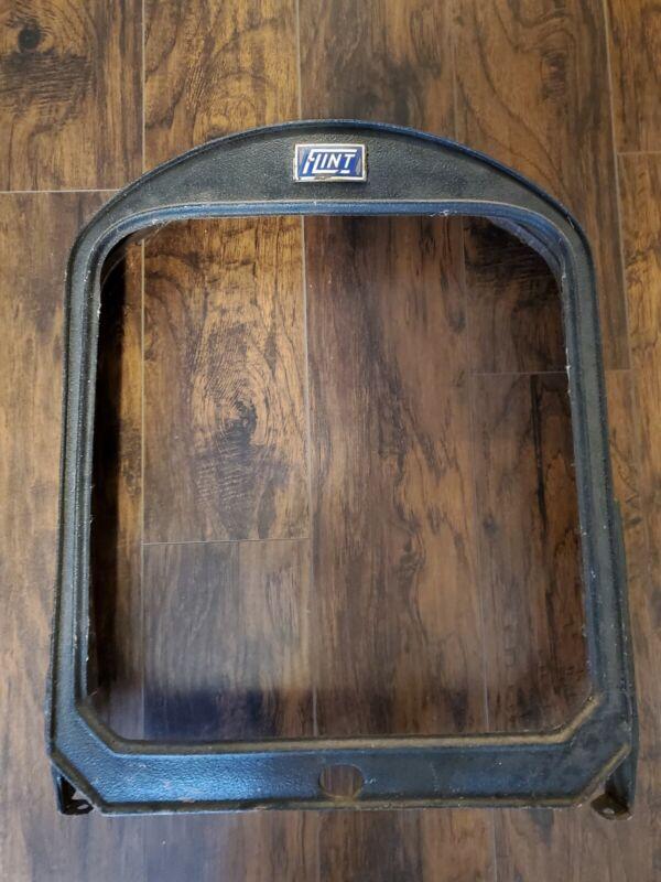 Vintage Flint Car Grille
