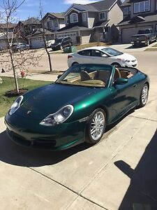 PORSCHE 911 CARRERA CONVERTIBLE