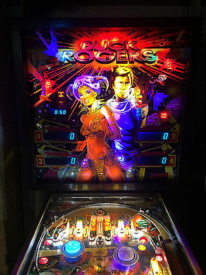 BUCK ROGERS Complete LED Lighting Kit custom SUPER BRIGHT PINBALL LED KIT