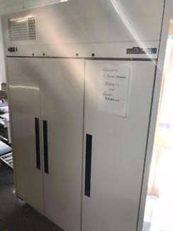Williams 3 Door Commercial Freezer