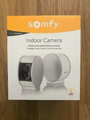 Somfy 2401507 Indoor Camera * Brand New*