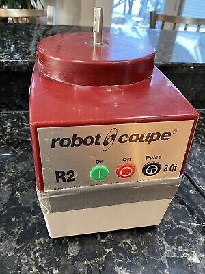 Robot Coupe R2 3 Qt Food Processor R2n Base Motor Only