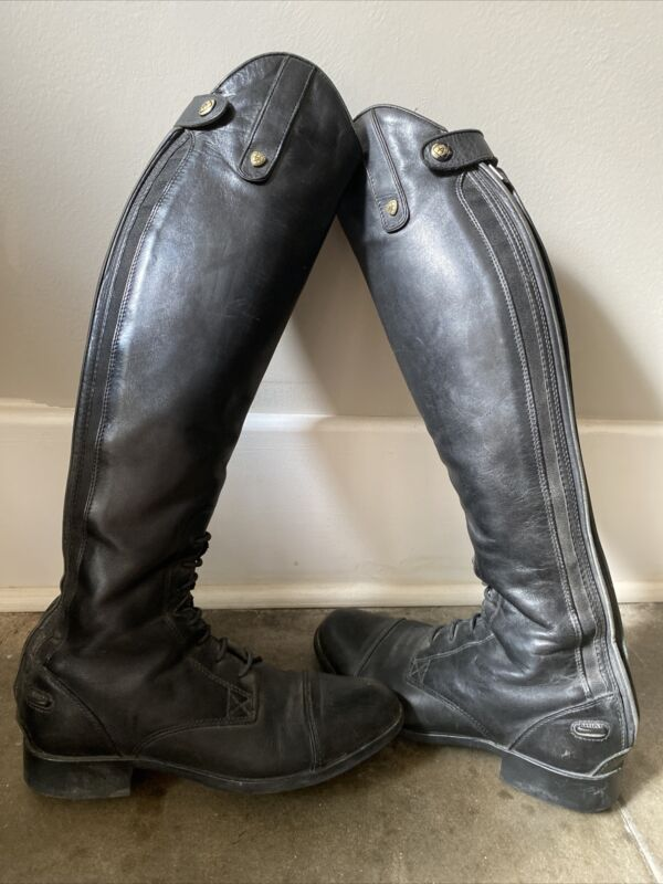 ariat tall boots size 6 xs calf