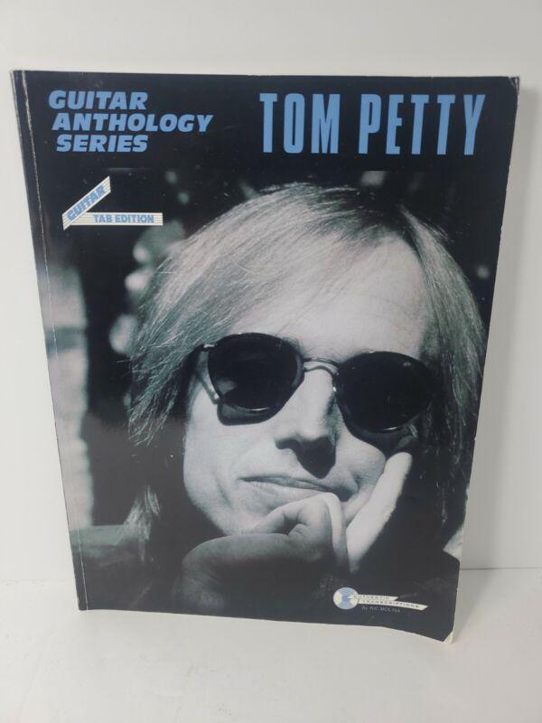 Tom Petty Guitar Anthology Series Guitar TAB Edition Book Ric Molina 1992