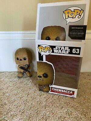 Funko Pop! Star Wars Chewbacca #63
