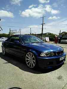 E46 convertible 330ci .Must go have no room and have new car! Thomastown Whittlesea Area Preview