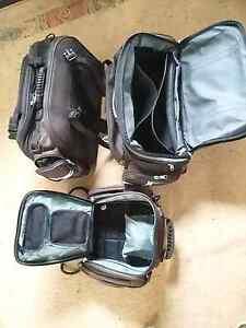 Motorcycle bags Halbury Wakefield Area Preview