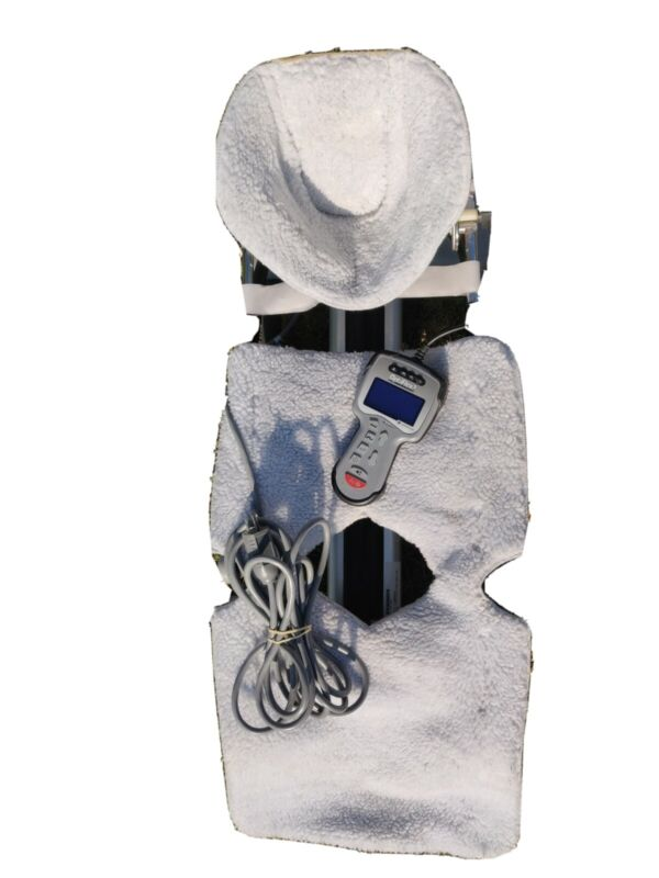 Chattanooga OptiFlex 3 CPM Continous Passive Motion Knee Excercise Machine