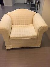 Beautiful cream comfy Arm Chair Bulimba Brisbane South East Preview