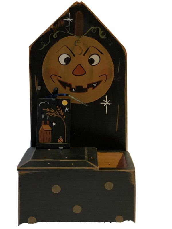 Liberty Hill Limited Edition Halloween Jack Stitcher