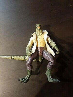 Marvel Legends Lizard Figure 4 Inch
