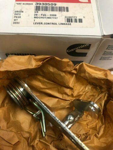 Genuine Cummins Lever Control Linkage IHC/CUMMINS 3930509