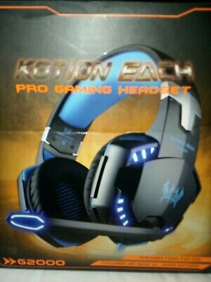 Kotion EACH G2000 Computer Stereo Gaming Headphones Game Earphone Headset