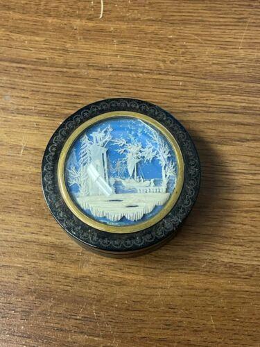 Antique English c. 1780 Snuff Box