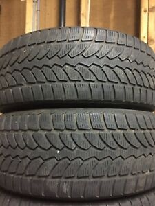 2-225/40R19 Bridgestone winter tires