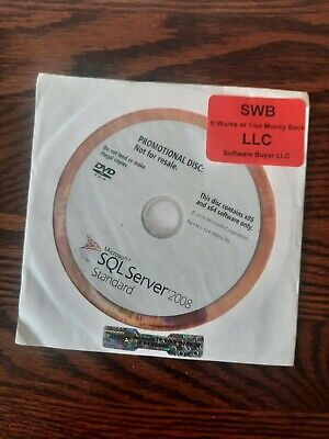 Microsoft Windows SQL Server 2008Standard