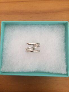 Tiffany & Co Authentic Swirl Ring
