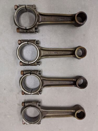 Set Of 4 Lycoming Connecting Rod Assy P/N 70467 0-320