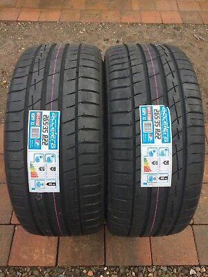 "2 X 22"" ACCELERA IOTA SUV 4X4 TYRES 265/35R22 102V XL 265 35 22 EXTRA LOAD"