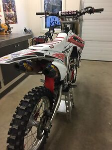2015 Honda CRF 250R (for sale or trade for 125)