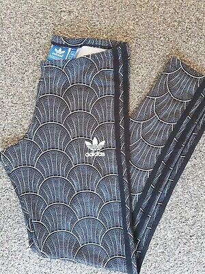 Ladies Adidas Leggings. Size 8
