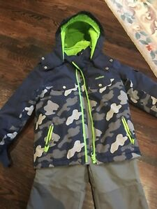 OshKosh winter snow suit size 7 boys