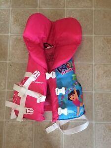 Kids Dora Lifejacket