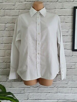 KATHERINE HAMNETT Vintage - Cotton Shirt Size 14