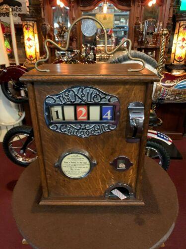 "1903 KELLEY Cigar & Packaged Gum Trade Stimulator  ""WATCH VIDEO"""