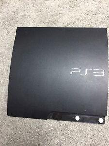 160GB PS3 Slim w/ controller - $85