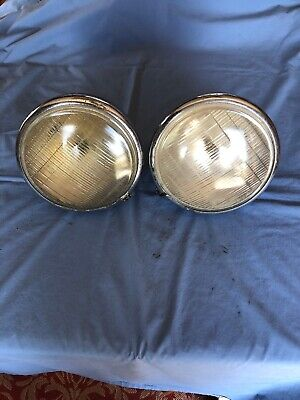 Chevy Twilite Headlights Vintage Hot Rat Rod Car Truck 1932 1933 1934 1935 1936 for sale  Shipping to South Africa