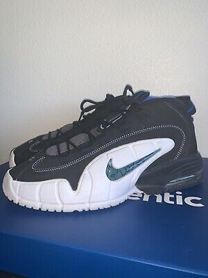 Nike Air Max Penny 1 One Orlando Magic Blue White Black Size 10